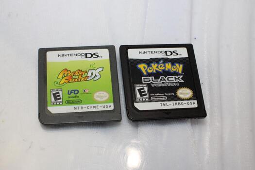 Nintendo DS Games X2