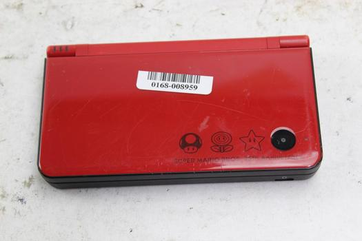 Nintendo Dsi XL Portable Gaming System