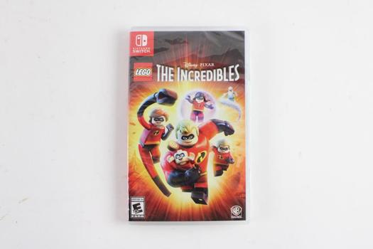 Nintendo Switch Game: Lego The Incredibles