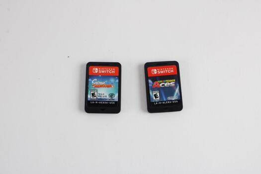 Nintendo Switch Games, 2 Pieces