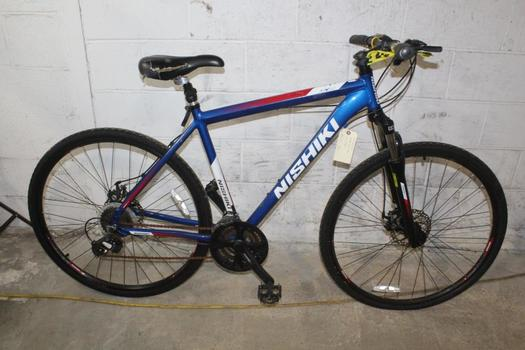 Nishiki Anasazi Hybrid Bike