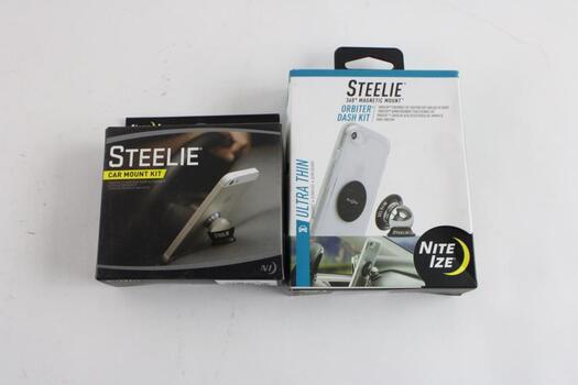 Nite Ize Car Cellphone Mount Kits, 2 Pieces