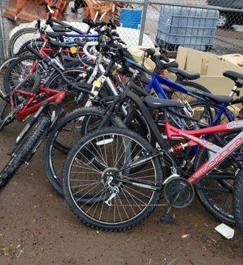 **No Shipping** Bulk Lot of Bicycles (Great Falls, MT 59401)