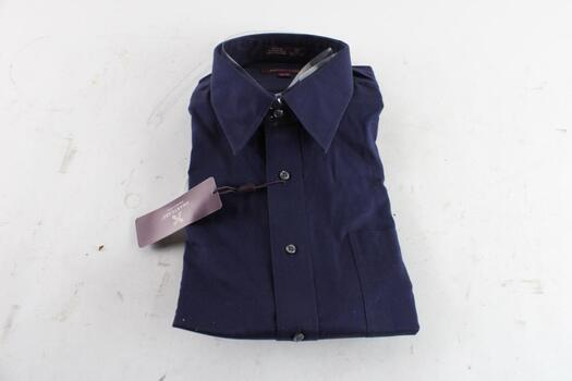 Nordstrom Collared Shirt, Size 17.5-37