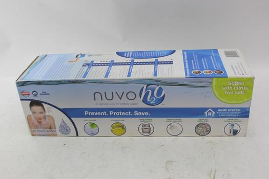 Nuvo H2O Salt-free Water Softener System