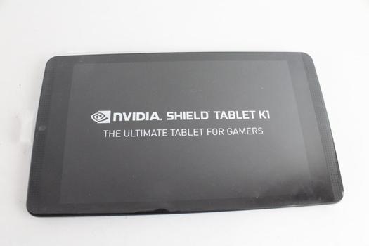 Nvidia Sheild K1Tablet