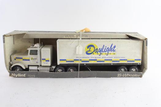 Nylint Toys 18-Wheeler Toy Truck