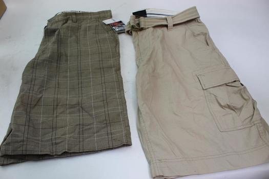 Ocean Current And Foot Locker Men's Shorts, 2 Pieces