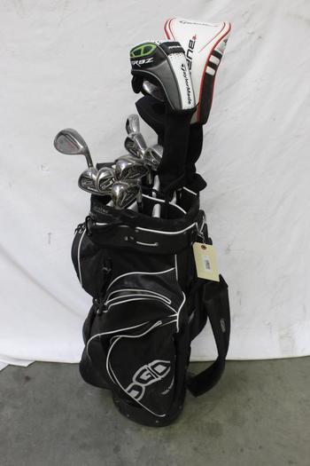 Ogio Golf Bag With Clubs,  12+ Pieces
