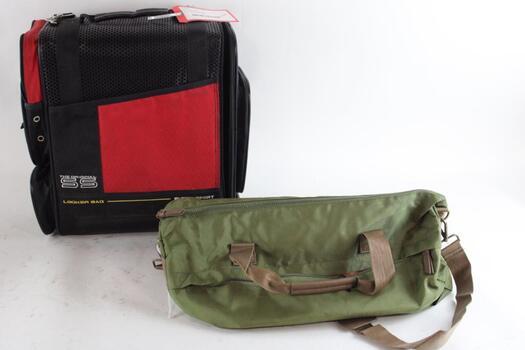 Ogio Locker Bag And More, 4 Pieces