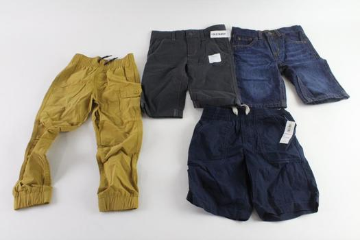 Old Navy And Other Brand Baby/Kids Clothing, 4 Pieces