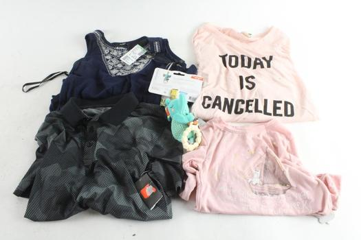 Old Navy And Other Brands Baby And Kids Clothing, 4 Pieces