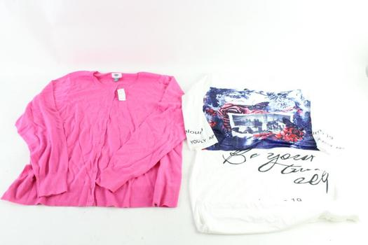 Old Navy And Other Clothing, Size XXL And Unknown, 3 Pieces