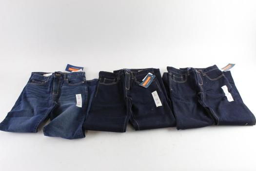 Old Navy Boys Jeans, 3 Pieces