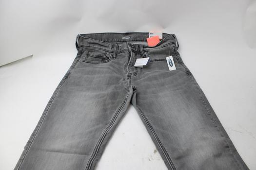Old Navy Slim Built In Flex Jeans Size 34x30