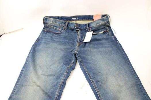 Old Navy Slim Built In Flex Jeans Size 36x30