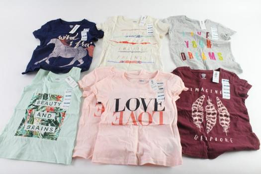 Old Navy Toddler Clothing, 7 Pieces