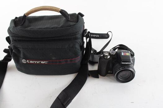Olympus Digital Camera With Case