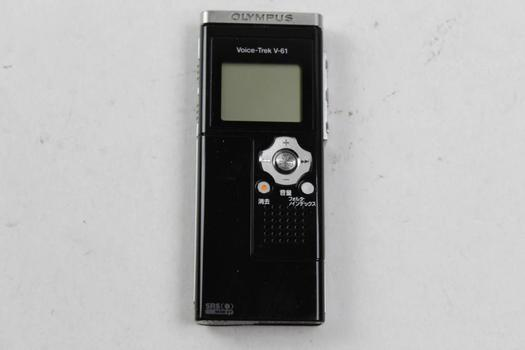 Olympus Voice Rek V-61 Voice Recorder