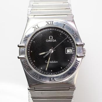 Omega Constellation Manhattan Watch - Evaluated By Independent Specialist