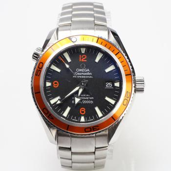 Omega Seamaster Planet Ocean Watch - Evaluated By Independent Specialist