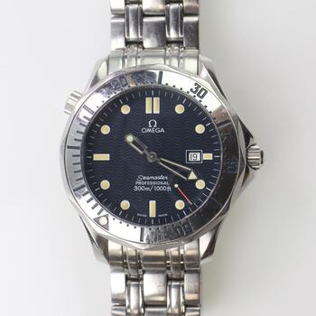 Omega Seamaster Professional Watch - Evaluated By Independent Specialist