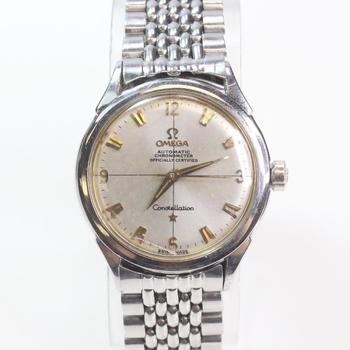 Omega Watch - Evaluated By Independent Specialist