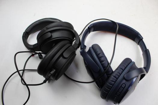 On Ear Headphones: Bose, Beats, American: 3 Items