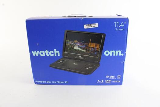 Onn Portable Blu-ray Player