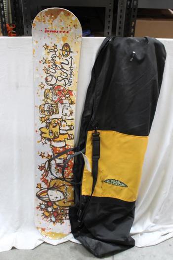 Original Sin Sherbert Eater Snowboard Deck