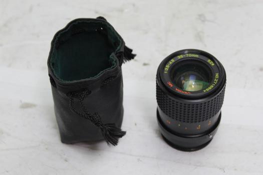 Osawa MC 35-70mm Camera Lens