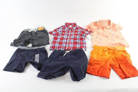 Osh Kosh And Other Baby/Kids Clothing, 6 Pieces