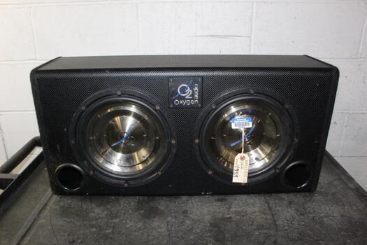 Oxygen Audio Subwoofers