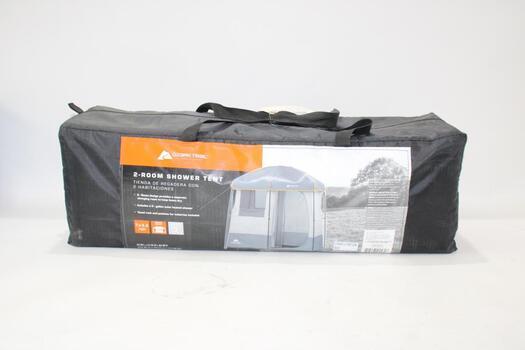 Ozark Trail 2-Room Instant Shower Tent