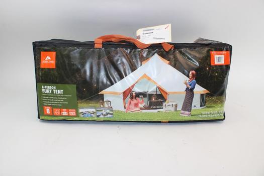 Ozark Trail 8 Person Yurt Tent