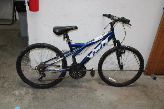 Pacific Evolution Mountain Bike