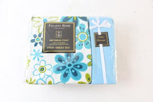 Palazzo Home Collection Twin Sheet Set