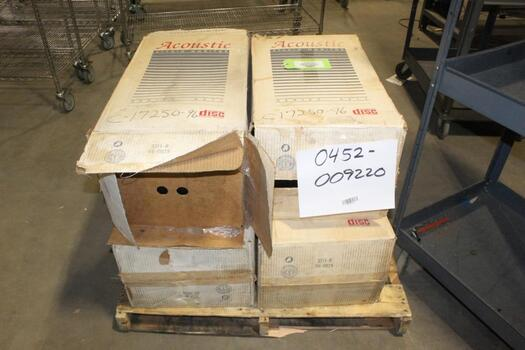 Pallet Of Audio Technology Speakers, 5 Pieces