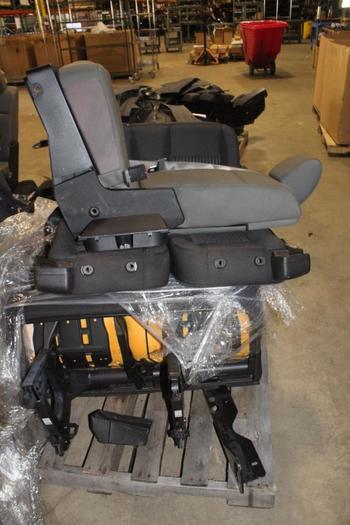 Pallet Of Ford Vehicle Seats, 3 Pieces