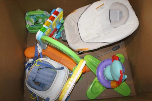 Pallet Of Graco Baby Items, 5+ Pieces