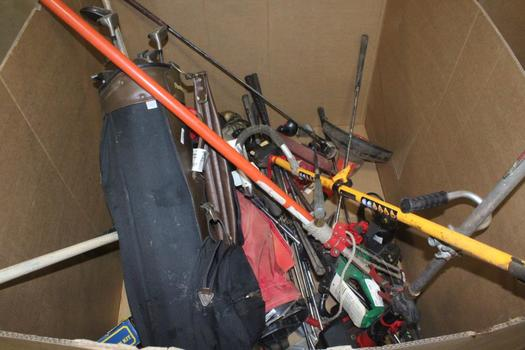 Pallet Of Tools And More, 20+ Pieces