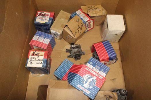 Pallet Of Vehicle Parts, 10+ Pieces