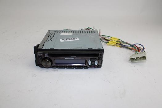 Panasonic CD Receiver
