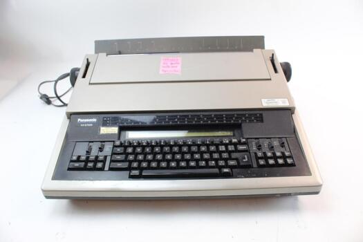 Panasonic Electronics Typerwriter