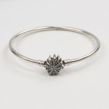 Pandora Silver Starburst Bracelet