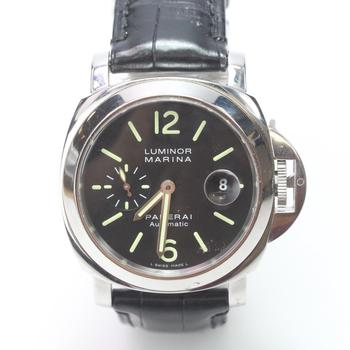Panerai Luminor Marina Watch - Evaluated By Independent Specialist