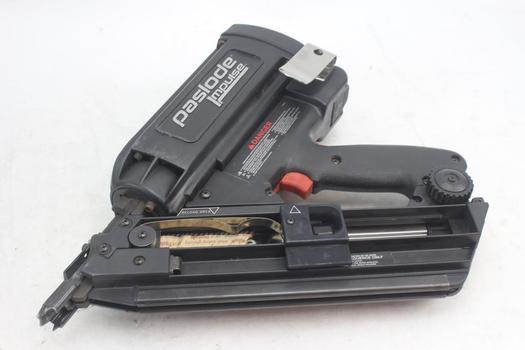 Paslode Impulse Cordless Framing Nailer Model Im 300 75n