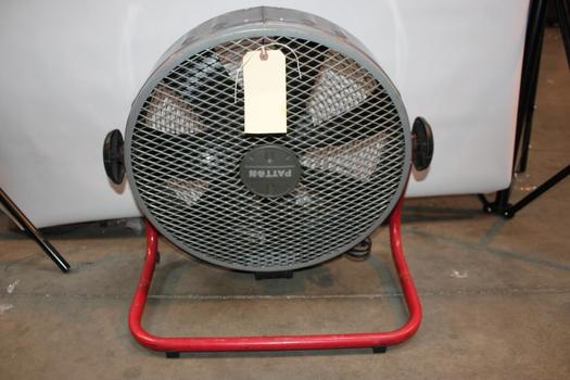 Patton Large Fan