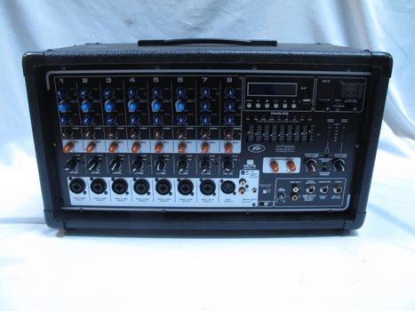Peavey PV I8500 400 Watt Powered Mixer