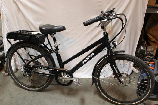 Pedego City Commuter Electric Bike